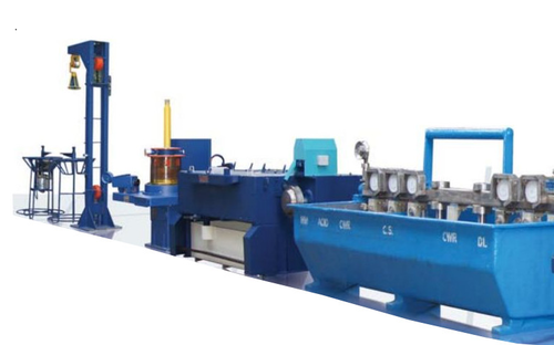 MIG Welding Wire Plant