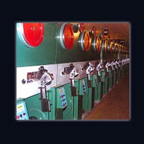 Multi Wire Spooling Machines