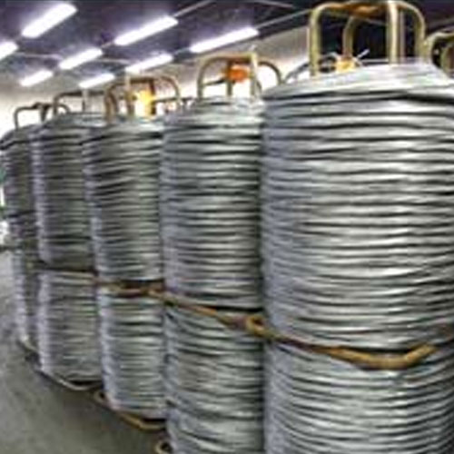 Stainless Steel Wire Plant