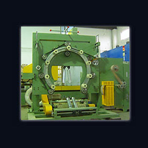 Wire Coiler Packing Machine