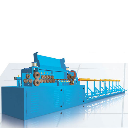 Wire Straightening & Cutting Machine